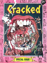 Cover Thumbnail for Cracked (Major Publications, 1958 series) #2