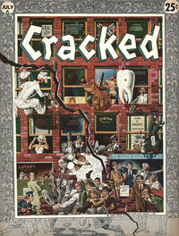 Cover Thumbnail for Cracked (Major Publications, 1958 series) #3