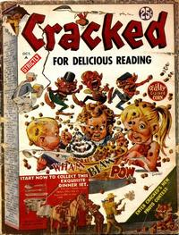Cover Thumbnail for Cracked (Major Publications, 1958 series) #5