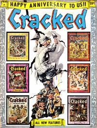 Cover Thumbnail for Cracked (Major Publications, 1958 series) #7