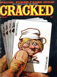 Cover Thumbnail for Cracked (Major Publications, 1958 series) #15