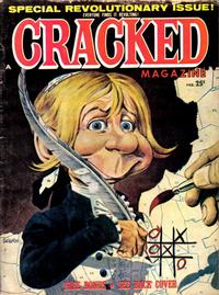 Cover Thumbnail for Cracked (Major Publications, 1958 series) #23