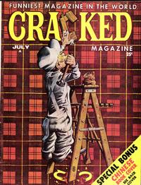 Cover Thumbnail for Cracked (Major Publications, 1958 series) #25