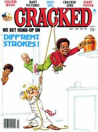 Cover Thumbnail for Cracked (Major Publications, 1958 series) #178