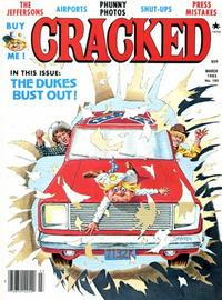 Cover Thumbnail for Cracked (Major Publications, 1958 series) #185