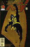 Cover for The Ray (DC, 1994 series) #1 [Collector's Edition]