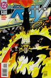 Cover for The Ray (DC, 1994 series) #2 [Direct Sales]