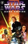 Cover for Star Wars Dark Empire (Dark Horse, 1991 series) #1