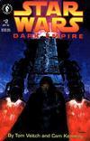 Cover for Star Wars Dark Empire (Dark Horse, 1991 series) #2