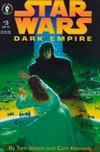 Cover for Star Wars Dark Empire (Dark Horse, 1991 series) #3
