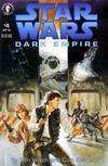 Cover for Star Wars Dark Empire (Dark Horse, 1991 series) #4