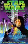 Cover for Star Wars Dark Empire (Dark Horse, 1991 series) #5
