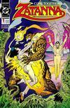 Cover for Zatanna (DC, 1993 series) #1