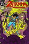 Cover for Zatanna (DC, 1993 series) #2
