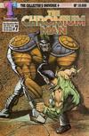 Cover for The Chromium Man (Triumphant, 1993 series) #7
