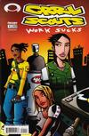 Cover for Grrl Scouts: Work Sucks (Image, 2003 series) #1