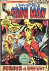Cover for L'Invincible Iron Man (Editions Héritage, 1972 series) #1