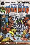 Cover for L'Invincible Iron Man (Editions Héritage, 1972 series) #10
