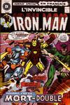 Cover for L'Invincible Iron Man (Editions Héritage, 1972 series) #13