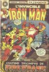 Cover for L'Invincible Iron Man (Editions Héritage, 1972 series) #14