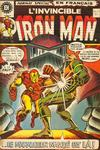 Cover for L'Invincible Iron Man (Editions Héritage, 1972 series) #15