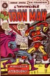 Cover for L'Invincible Iron Man (Editions Héritage, 1972 series) #16