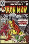 Cover for L'Invincible Iron Man (Editions Héritage, 1972 series) #17