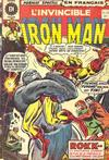 Cover for L'Invincible Iron Man (Editions Héritage, 1972 series) #18
