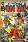 Cover for L'Invincible Iron Man (Editions Héritage, 1972 series) #19