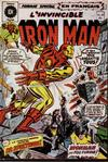 Cover for L'Invincible Iron Man (Editions Héritage, 1972 series) #20