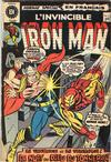 Cover for L'Invincible Iron Man (Editions Héritage, 1972 series) #21