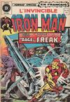 Cover for L'Invincible Iron Man (Editions Héritage, 1972 series) #22