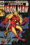 Cover for L'Invincible Iron Man (Editions Héritage, 1972 series) #23