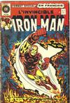 Cover for L'Invincible Iron Man (Editions Héritage, 1972 series) #27