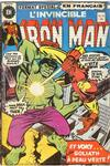 Cover for L'Invincible Iron Man (Editions Héritage, 1972 series) #31