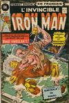Cover for L'Invincible Iron Man (Editions Héritage, 1972 series) #39