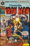 Cover for L'Invincible Iron Man (Editions Héritage, 1972 series) #40