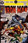 Cover for L'Invincible Iron Man (Editions Héritage, 1972 series) #45/46