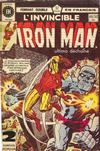 Cover for L'Invincible Iron Man (Editions Héritage, 1972 series) #49/50