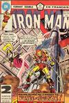 Cover for L'Invincible Iron Man (Editions Héritage, 1972 series) #53/54