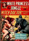 Cover for White Princess of the Jungle (Avon, 1951 series) #2