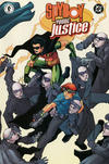 Cover for Spyboy / Young Justice (Dark Horse, 2002 series) #1