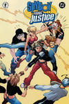 Cover for Spyboy / Young Justice (Dark Horse, 2002 series) #2