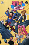Cover for Spyboy / Young Justice (Dark Horse, 2002 series) #3