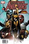 Cover for New Avengers (Marvel, 2005 series) #10 [Newsstand]