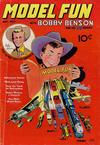 Cover for Model Fun (Hardie-Kelly, 1954 series) #4
