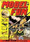 Cover for Model Fun (Hardie-Kelly, 1954 series) #5