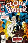 Cover for Cloak and Dagger (Marvel, 1990 series) #14