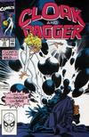 Cover for Cloak and Dagger (Marvel, 1990 series) #15