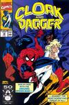 Cover for Cloak and Dagger (Marvel, 1990 series) #16